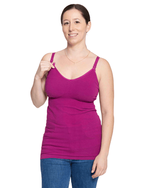 Seamless Maternity/Nursing tank
