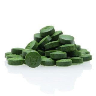 chlorella tablets