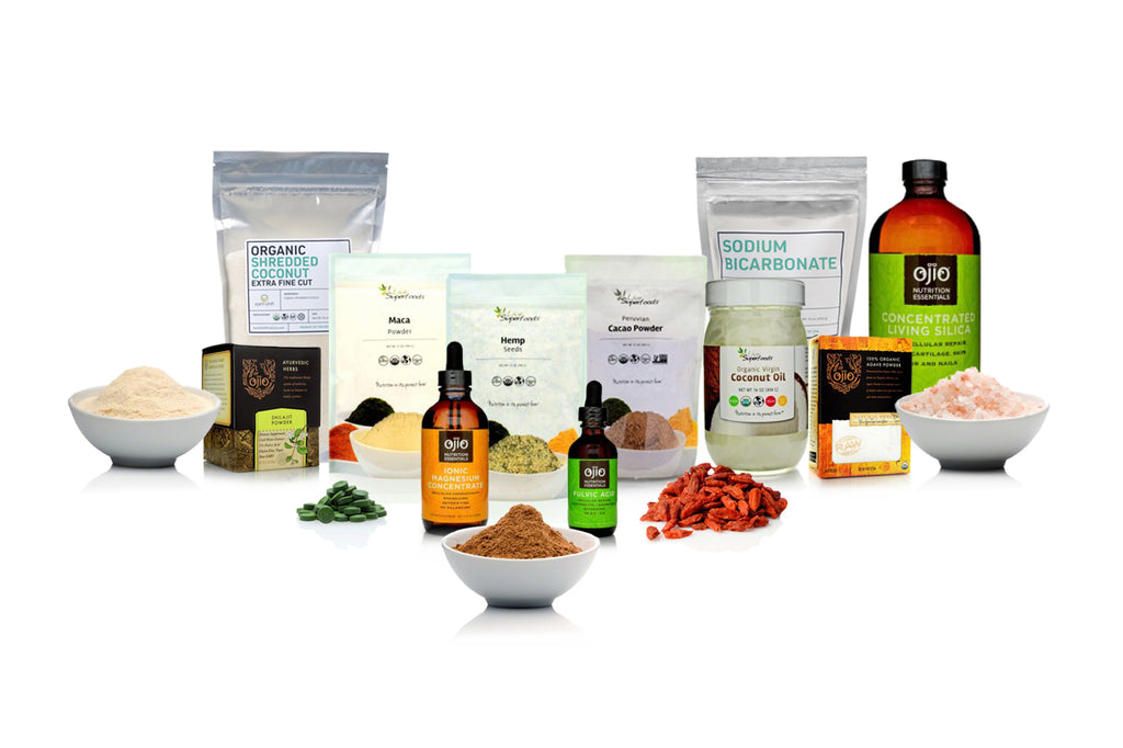 Secret 3: Superfoods Package