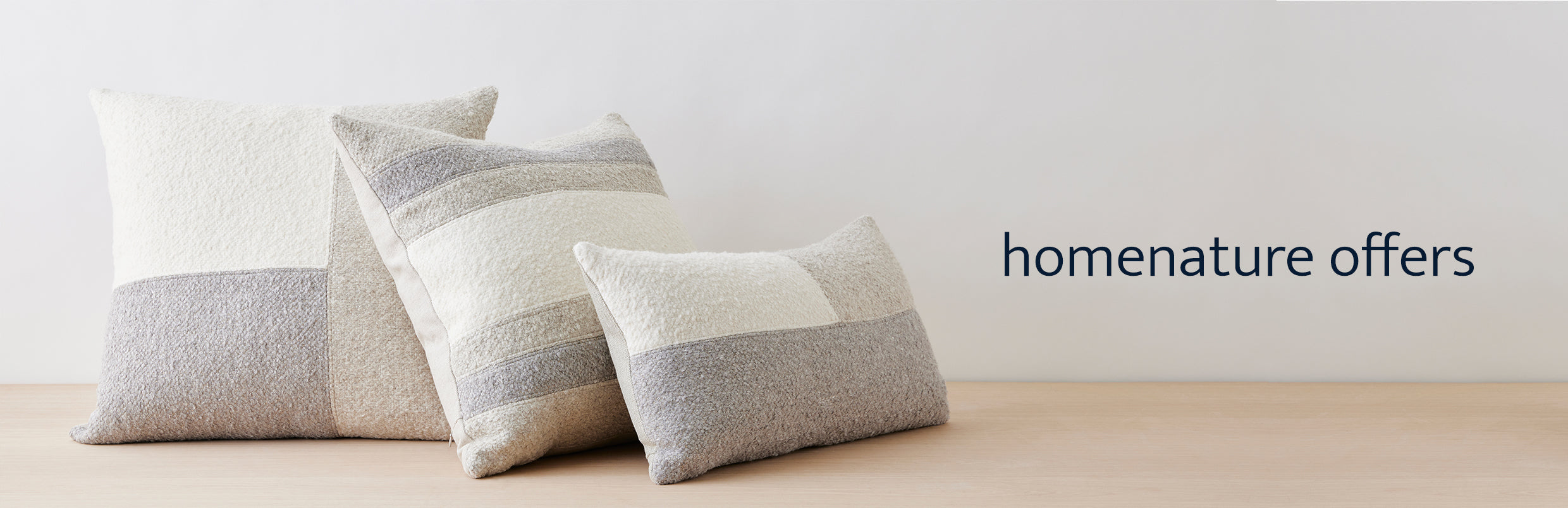 promotional offers from homenature