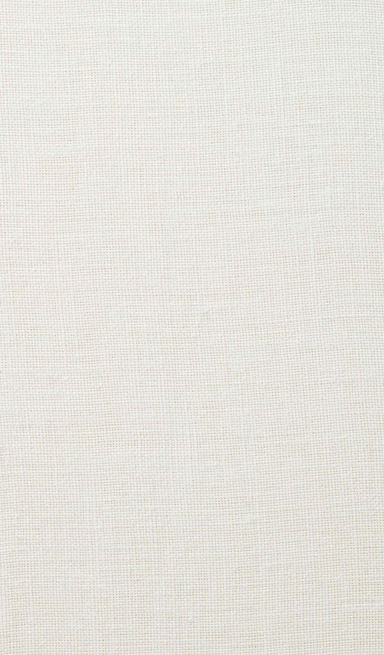 swatch of linen laundered casual optic white