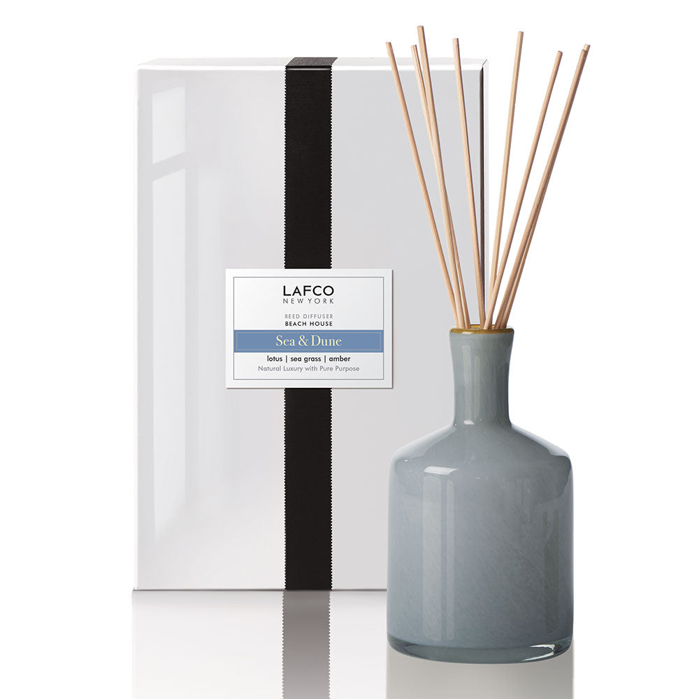 sea & dune beach house diffuser by lafco new york