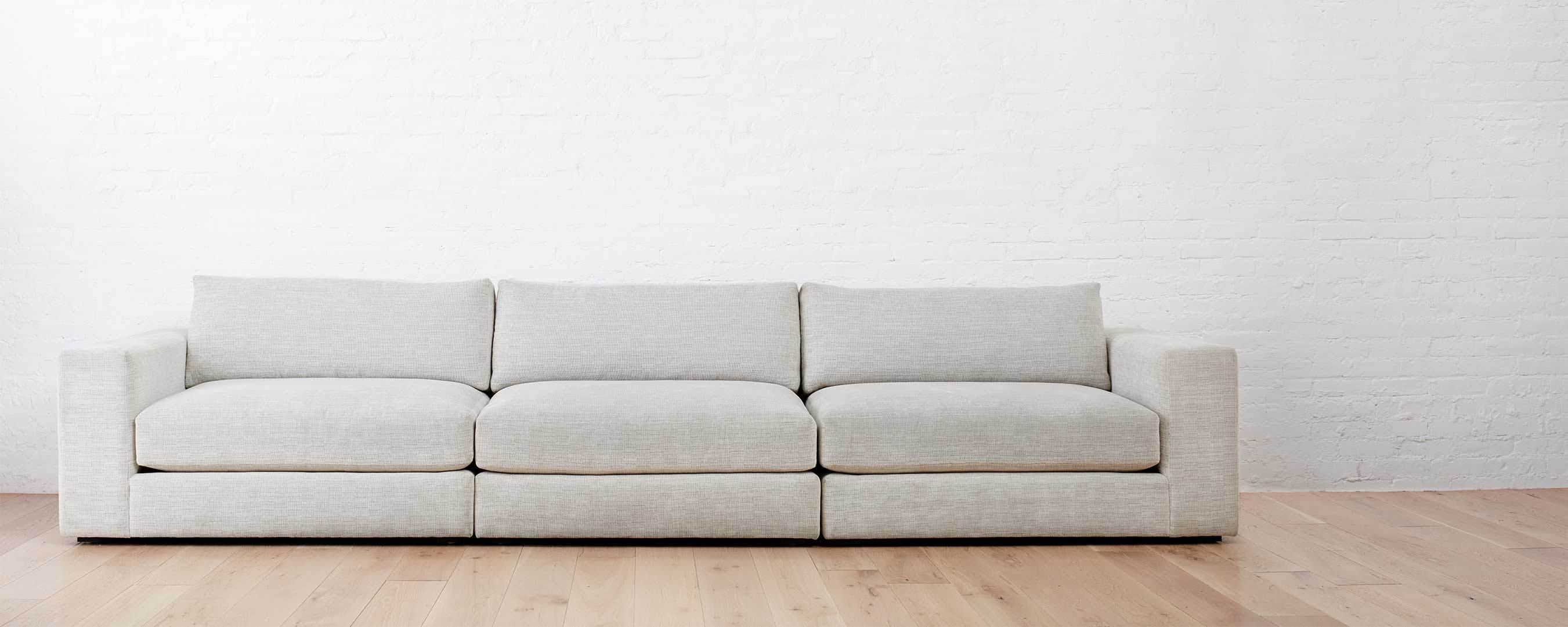 the lazy point sofa / sectional