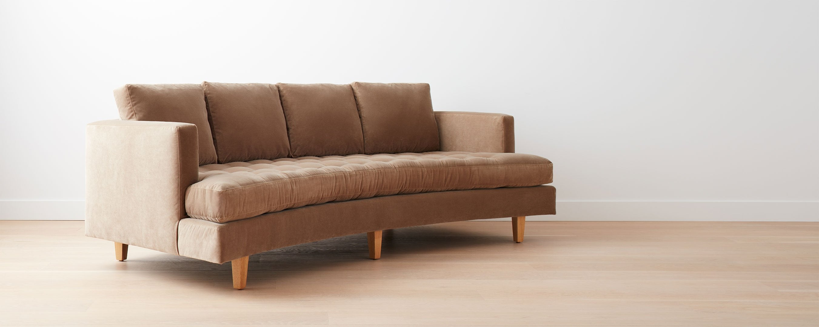 The Homenature Malibu Sofa