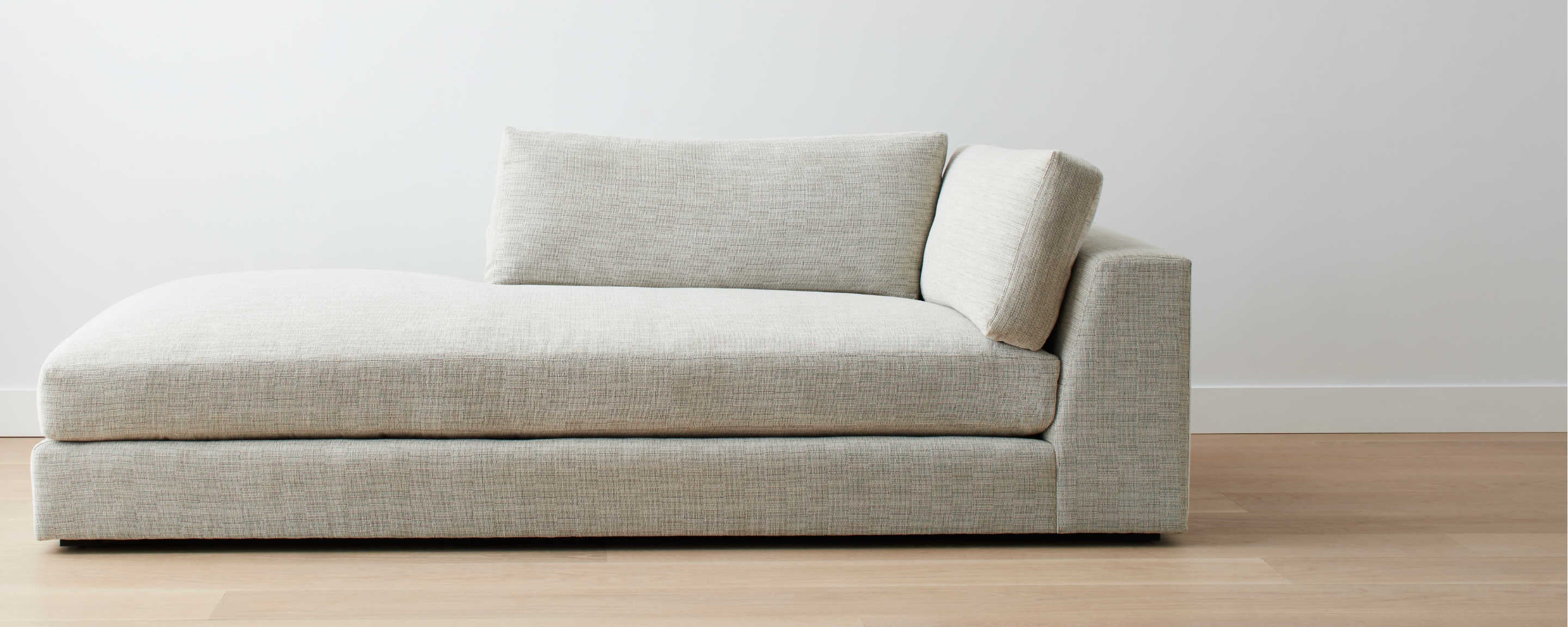 the homenature lazy point sectional