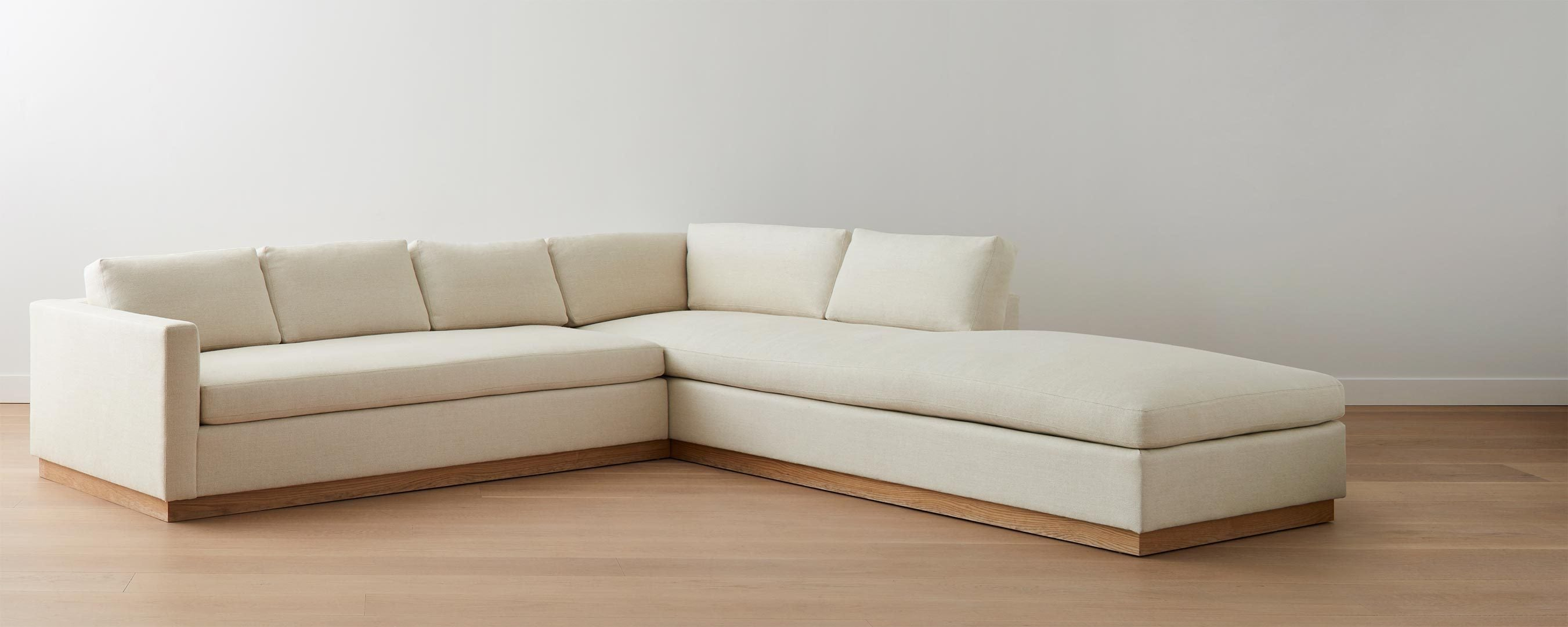 the homenature halsey sectional