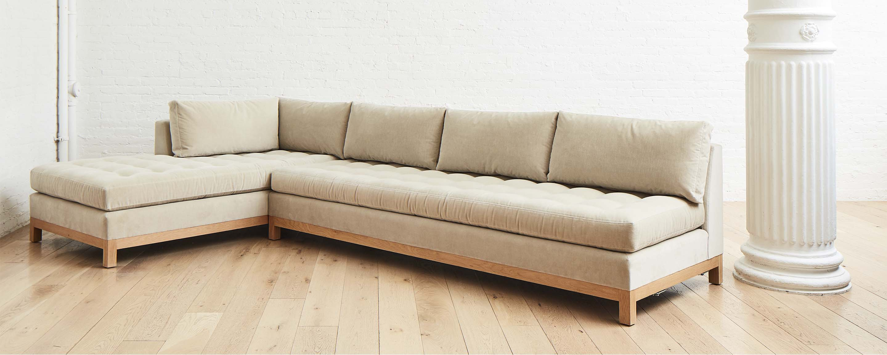... The Del Mar Sofa / Sectional ...