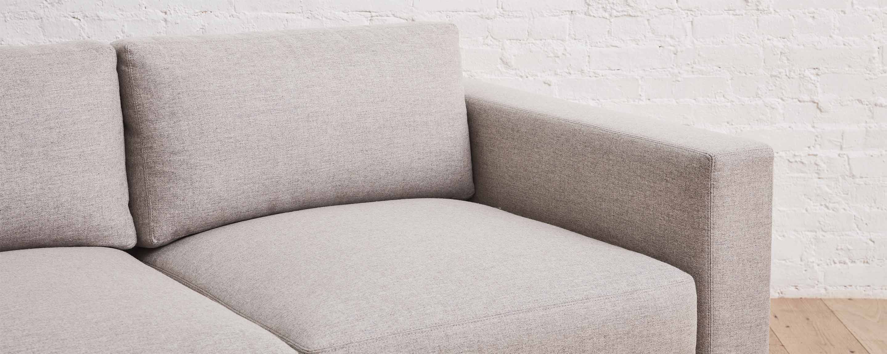 the gramercy sofa / sectional