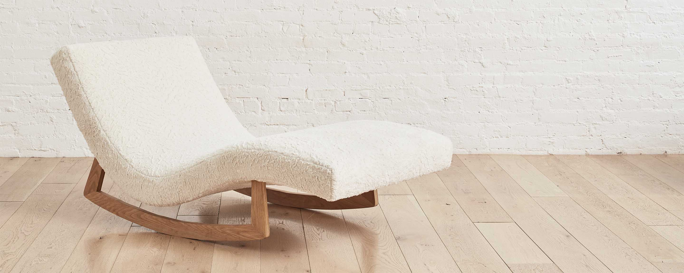 The Homenature Leisurama Rocking Chaise