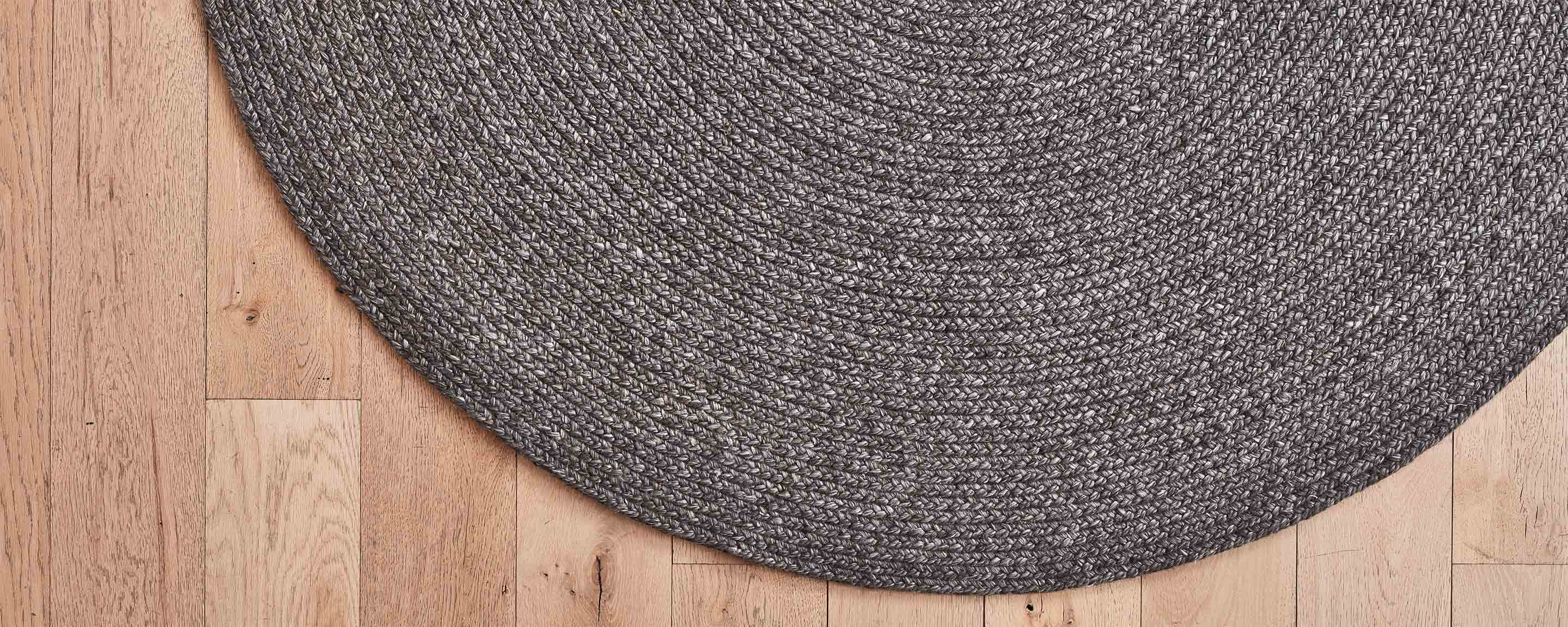 braided weave charcoal area rugs