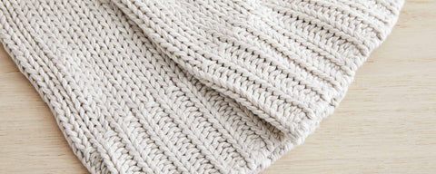 chunky cotton oatmeal collection