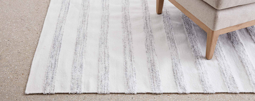 acadia tide rugs, grey