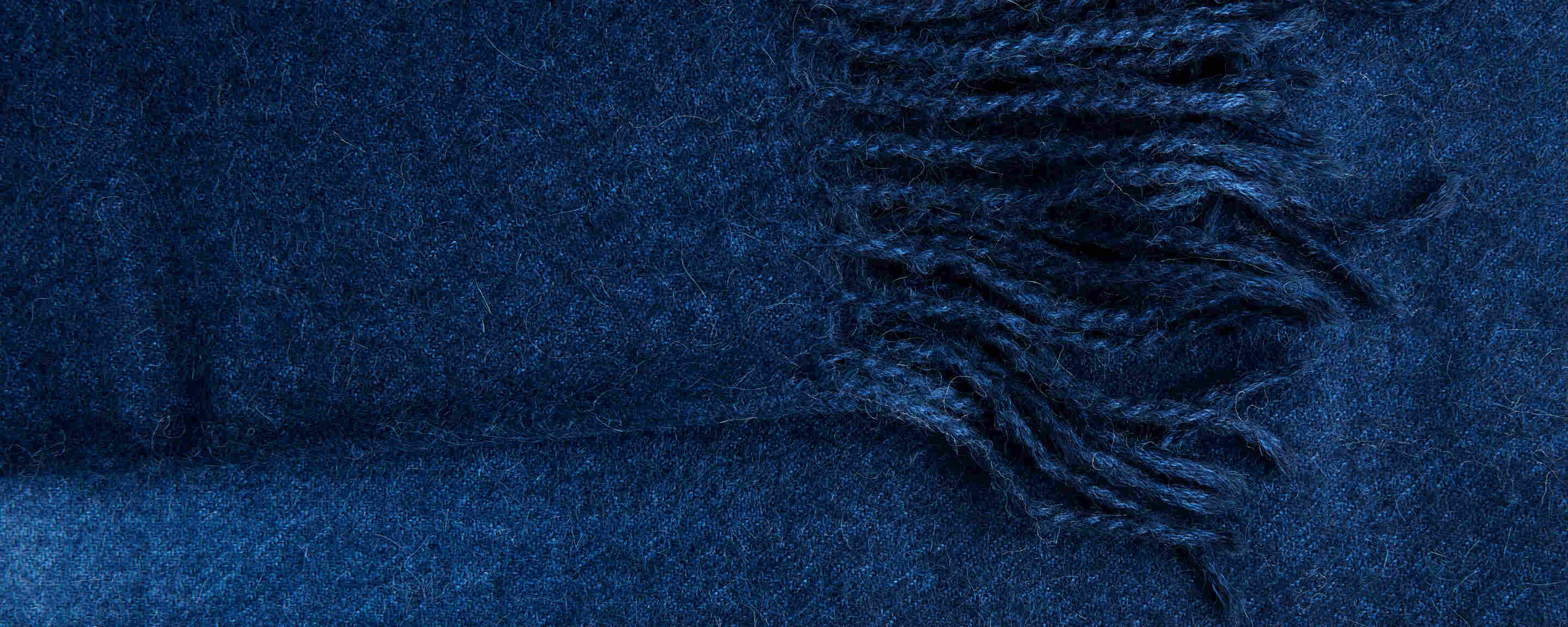 dip dyed alpaca indigo collection