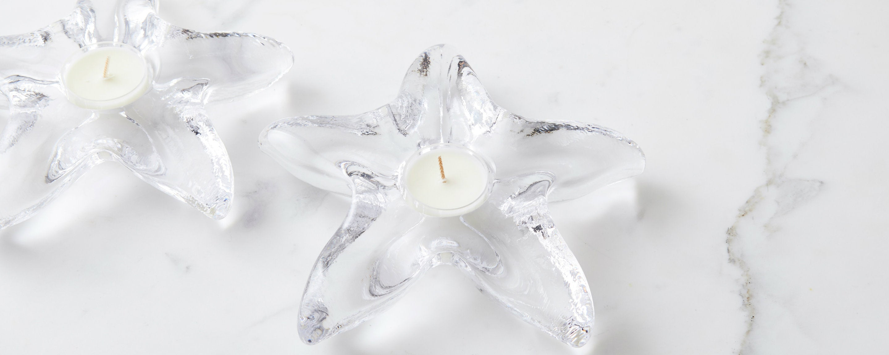 starfish tealight