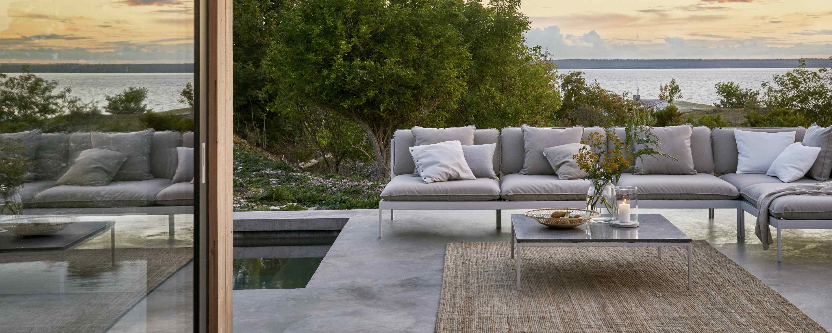 bonan lounge sofa sectional