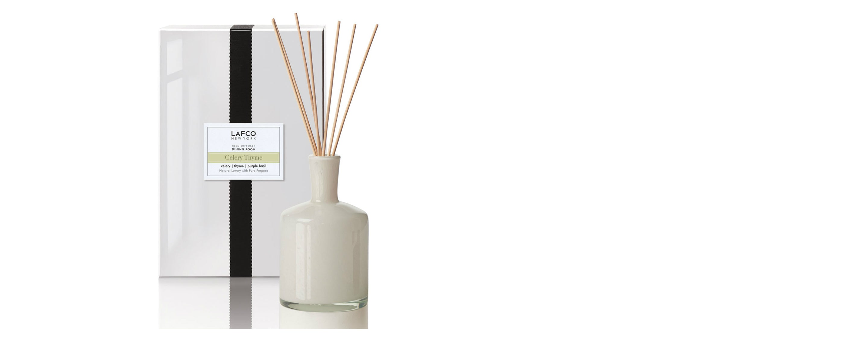celery thyme dining room diffuser by lafco new york