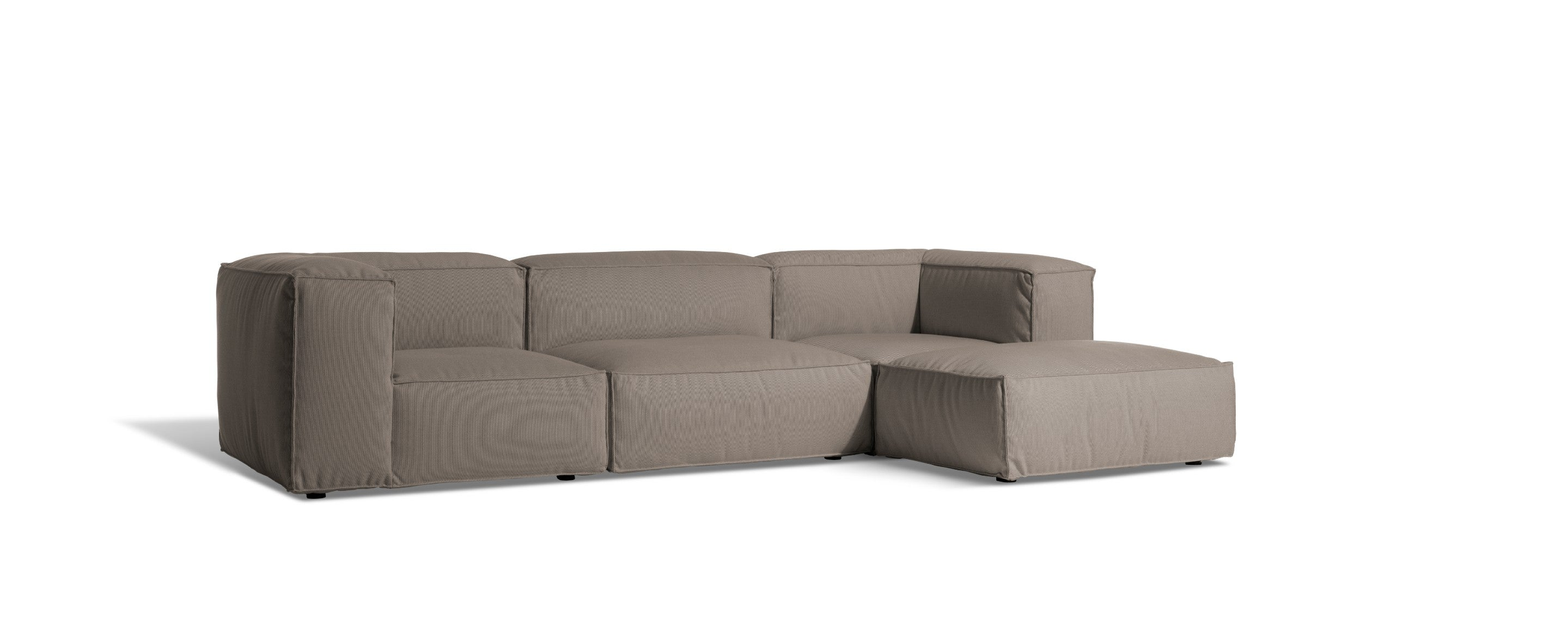 asker sectional sofa ottoman