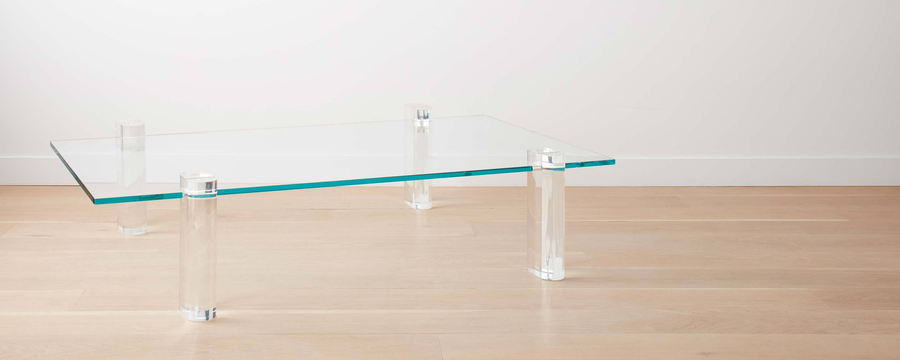 the flatiron coffee table