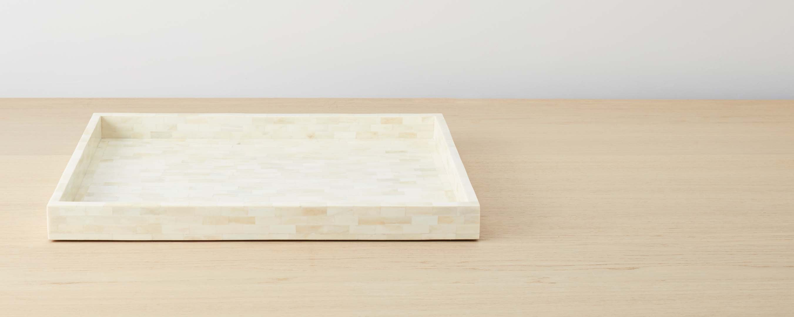 bone tray, small