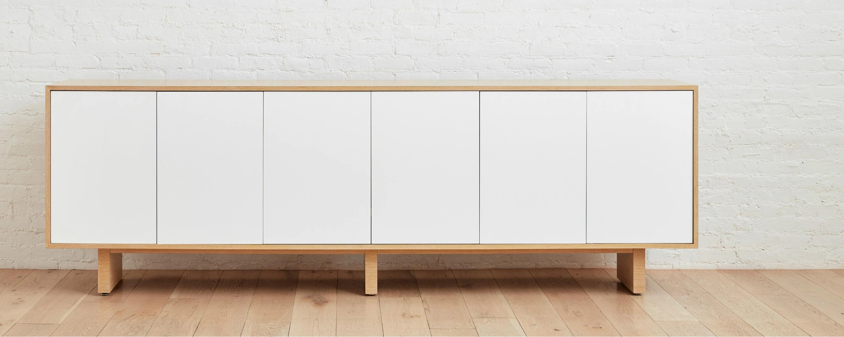 Further Lane White Cabinet