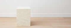 bone square stool
