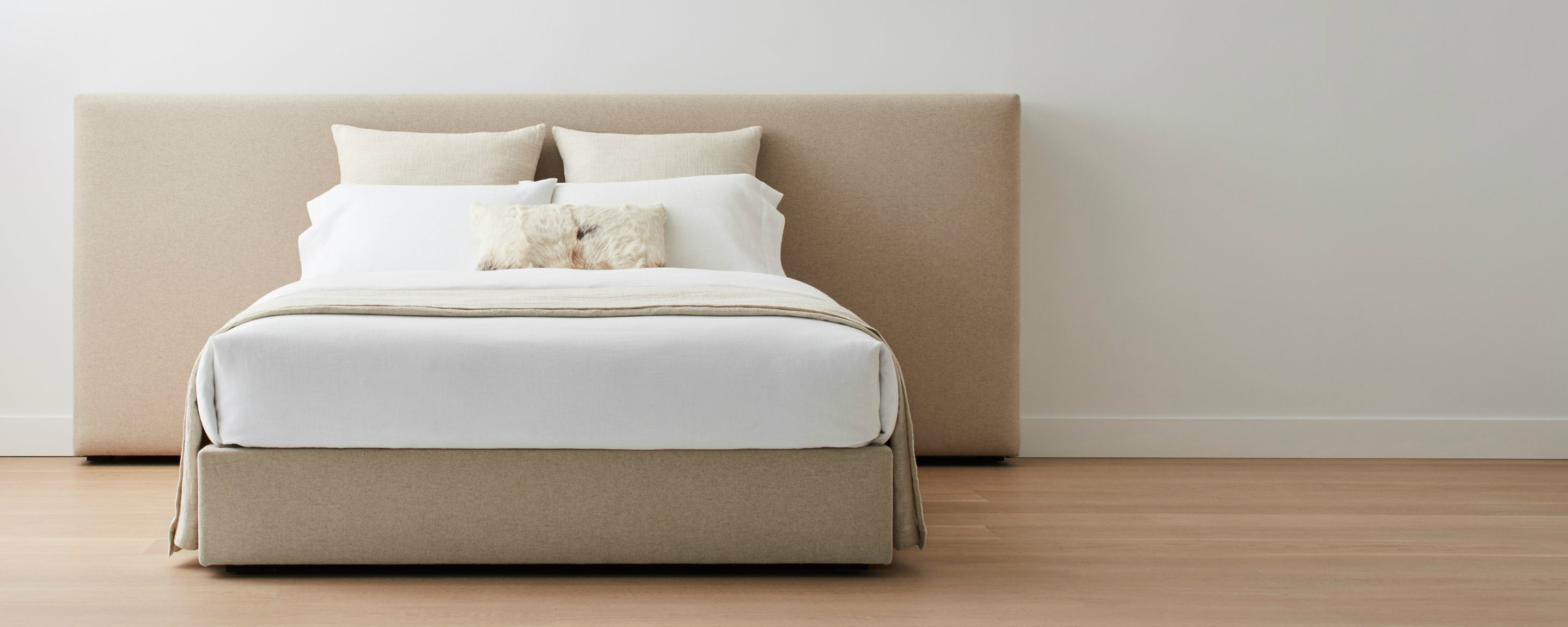 lazy point bed, extended