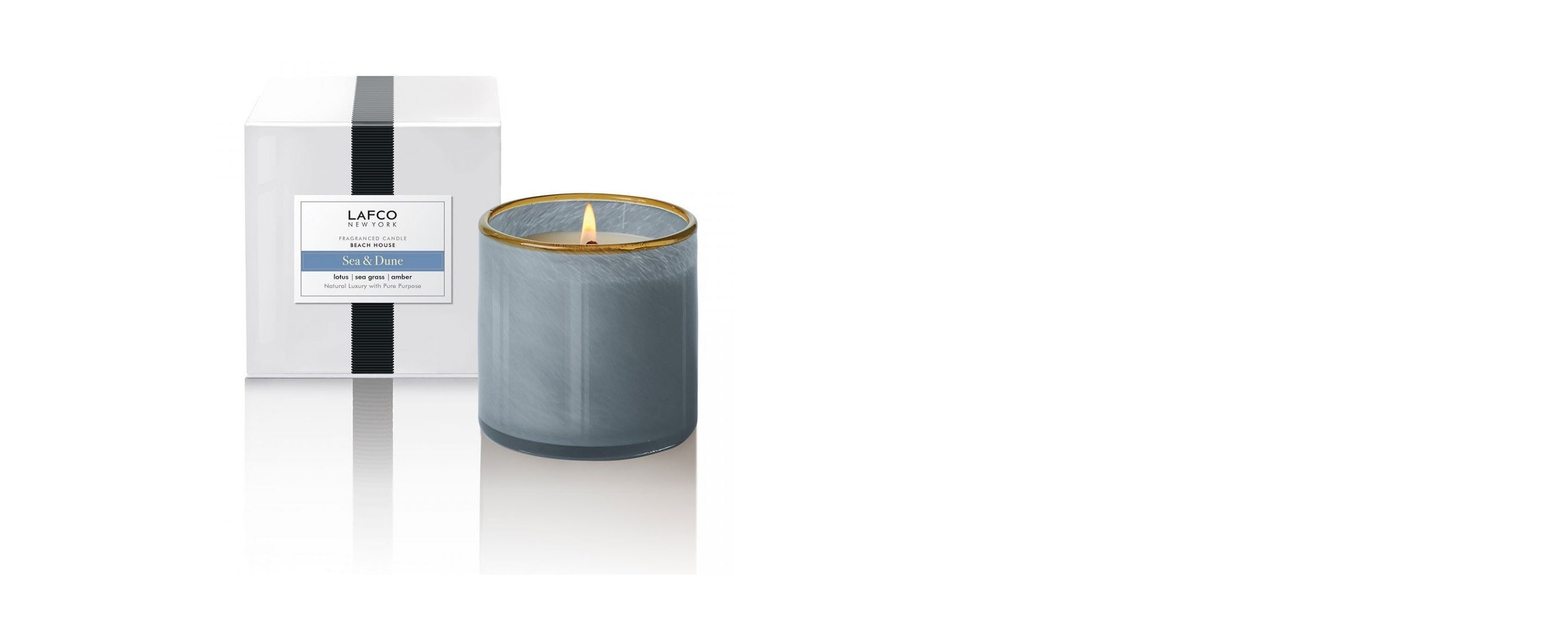 sea & dune beach house candle by lafco new york