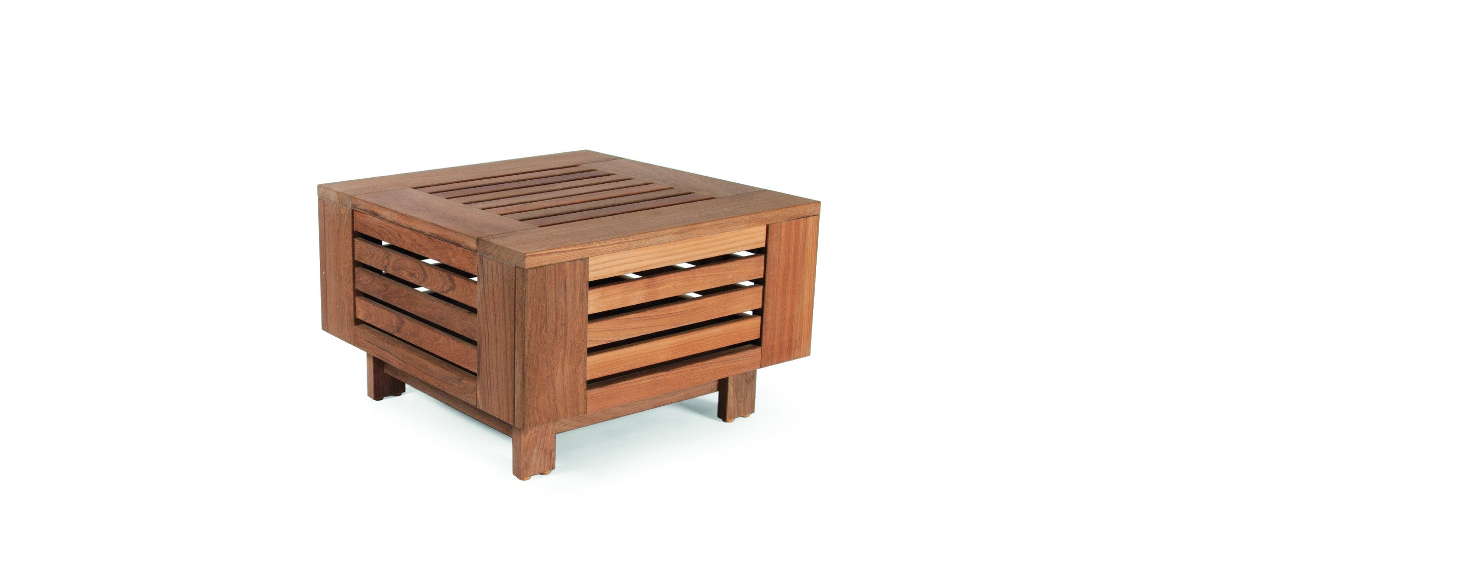 skanor teak lounge table