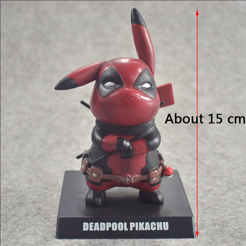 deadpool pikachu
