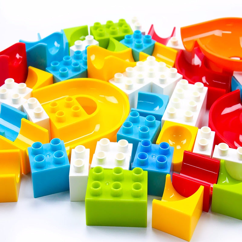 Marble Building Blocks Toy
