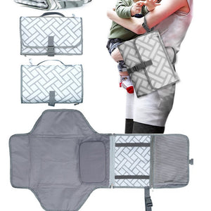 Portable Nappy Changing Mat [Waterproof]