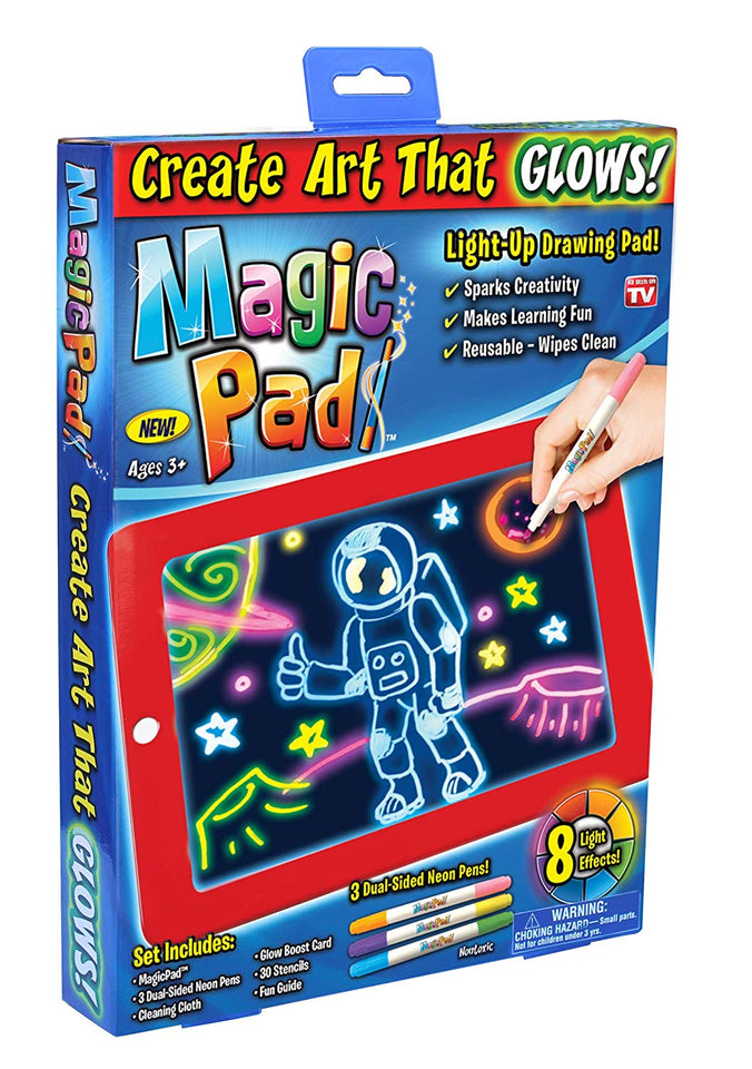 Luminous Drawing Board [Create Art That Glows]