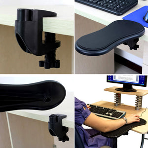 Attachable Armrest Pad for Computer Table