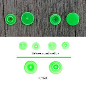 Snap Button DIY Set