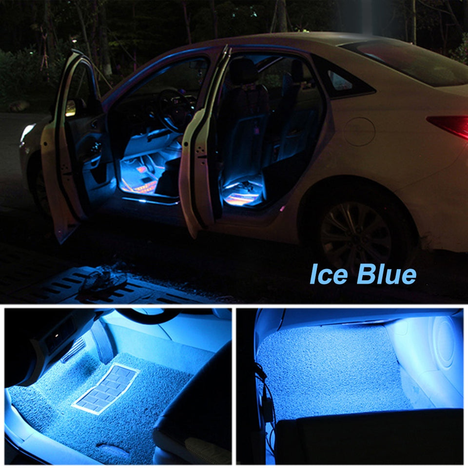 Remote Control Interior LED Lights