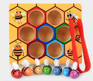 Bees Hive Educational Toy