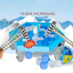 Save The Penguin - Family Fun Game