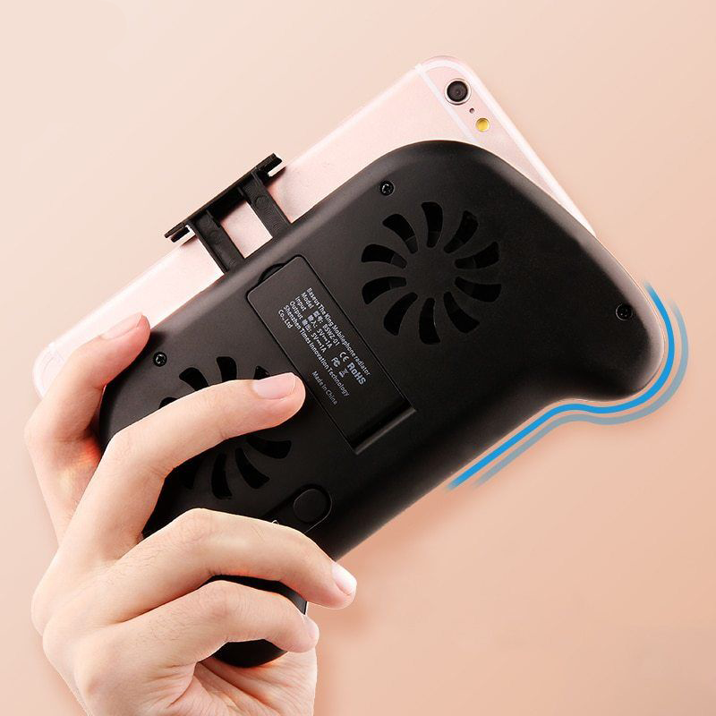 Multi-function gamepad case for iPhone & Android Phones
