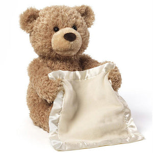 Peek a Boo Teddy Bear - Plush Toy