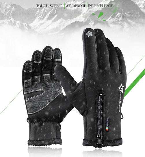 Waterproof Thermal Winter Gloves