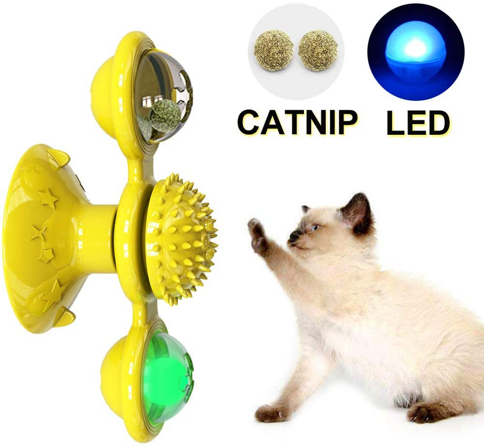 Cat Fidget Spinner Toy | 2020 Limited Edition