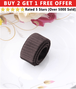 Magic French Twist Hair Bun Maker [Pack of 2 pcs - Buy 1 Get 1 FREE]