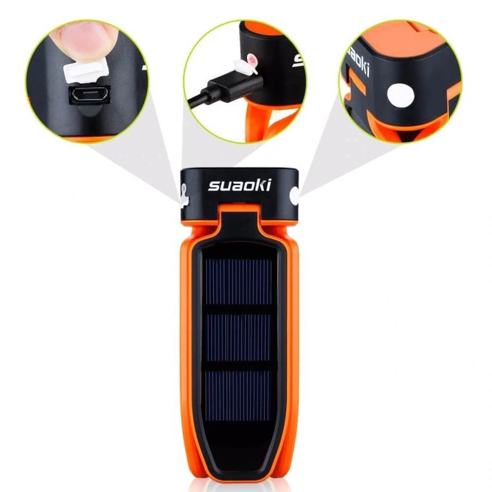 Foldable Solar Camping Lamp