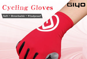 Full-Finger Sport Gloves (Touch-Screen Compatible)