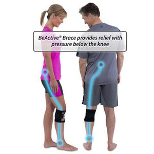 BeActive Leg Brace - Fast Effective Back Pain Relief