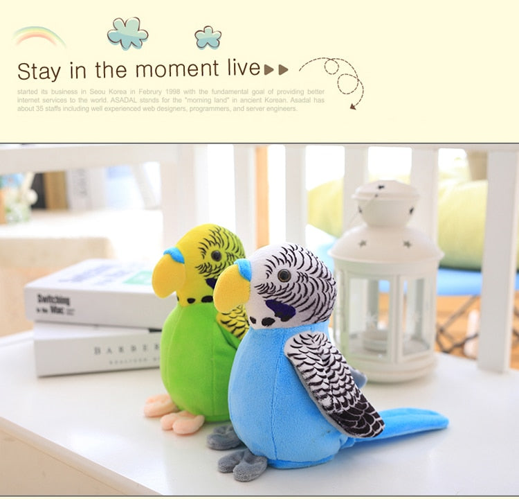 Electronic Talking Parrot Toy