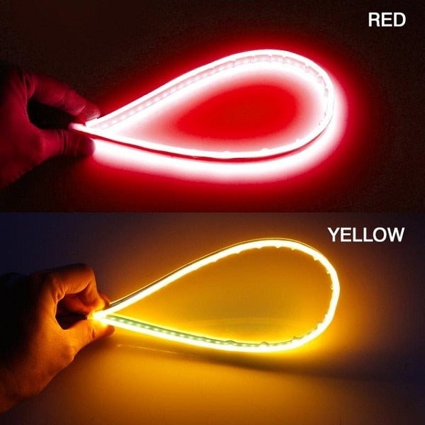 Ultrathin LED Strip for Car Headlight [2pcs]
