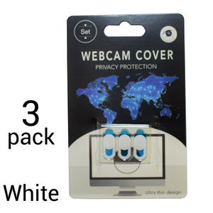 Webcam Privacy Cover For Smartphones, Tablets, Laptops