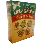 Ugly Sweater Dog Treat Kit