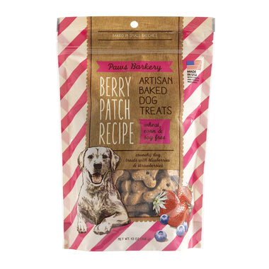 Berry Patch Recipe - Paws Barkery (13 oz)